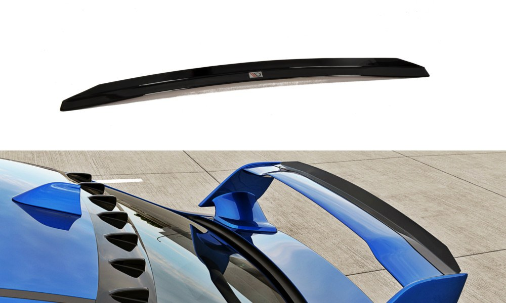 Lotka Lip Spoiler - Subaru Impreza MK4 WRX STI - GRUBYGARAGE - Sklep Tuningowy